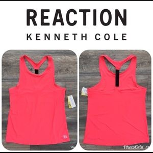 NWT KENNETH COLE REACTION Active Top Size M $44